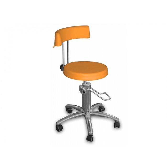 СМПП стілець медичний з гідравлічним домкратом МЕДИН