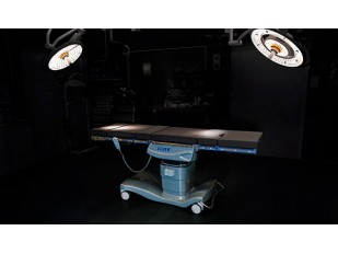Lojer introduced the modern Scandia SC440 Prime operating table