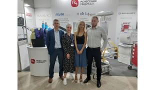 Renaissance-Medical at the Lviv Medical Forum (Gal-MED exhibition) June 15-17, 2021.