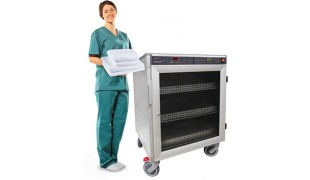 New medical direction - Thermo warming cabinets