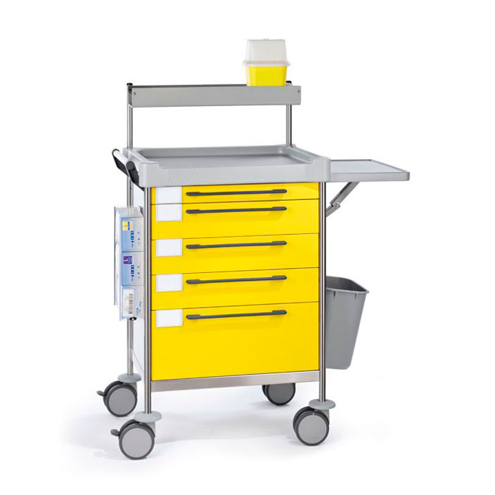Treatment Simple trolley 1650 Y - 100 series  Insausti
