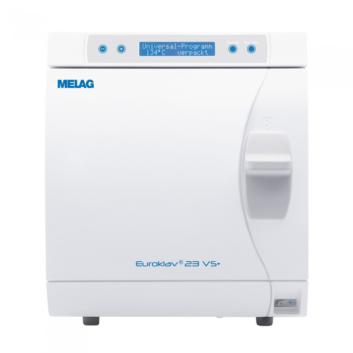 Euroklav 23 VS+  steam sterilizer Melag