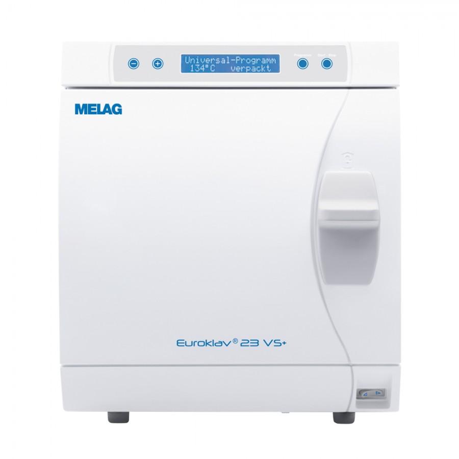 Euroklav 23 VS+  steam sterilizer Melag