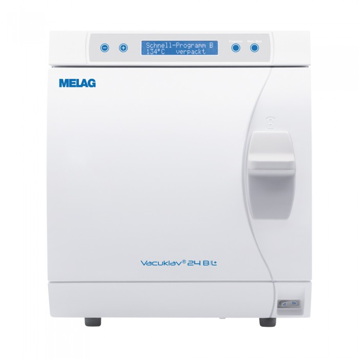 Vacuklav 24 BL+ steam sterilizer Melag