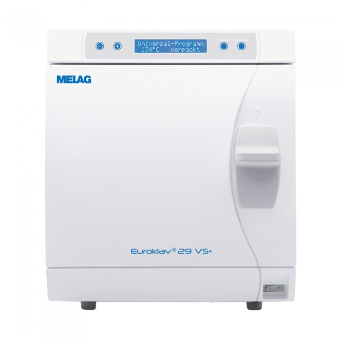 Euroklav 29 VS+ steam sterilizer Melag