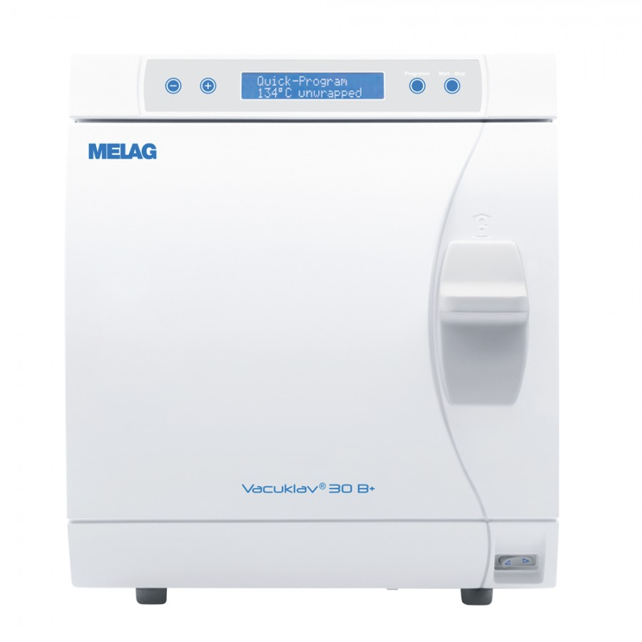 Vacuklav 30 B+ steam sterilizer Melag