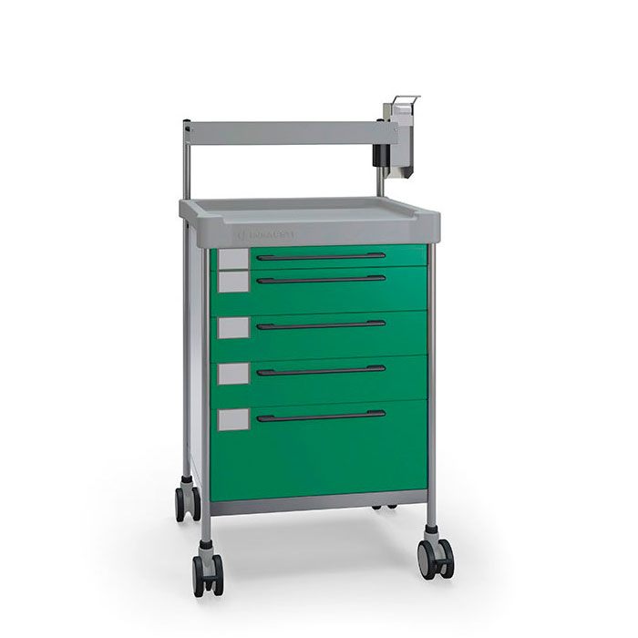 Multifunction Simple trolley 3122 G - 300 series Insausti