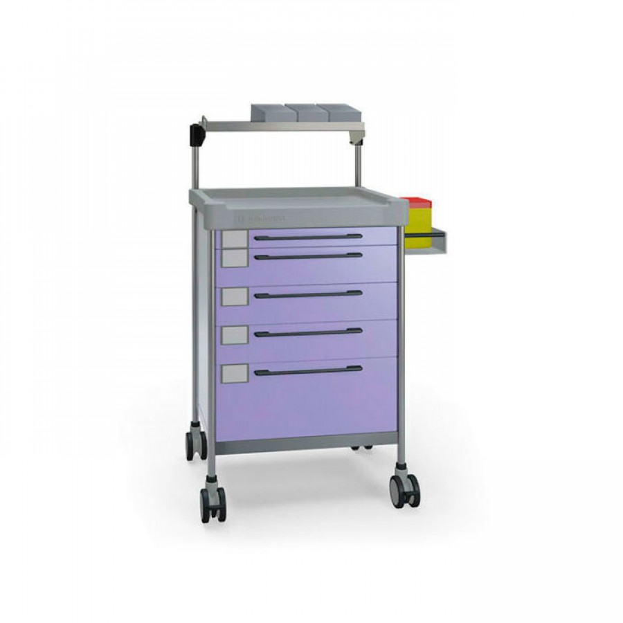 Multifunction Simple trolley 3135 F - 300 series Insausti