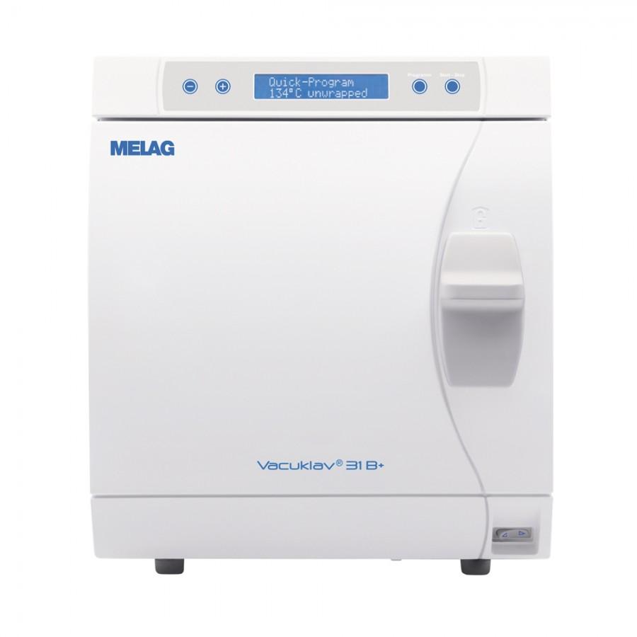 Vacuklav 31 B+ steam sterilizer Melag