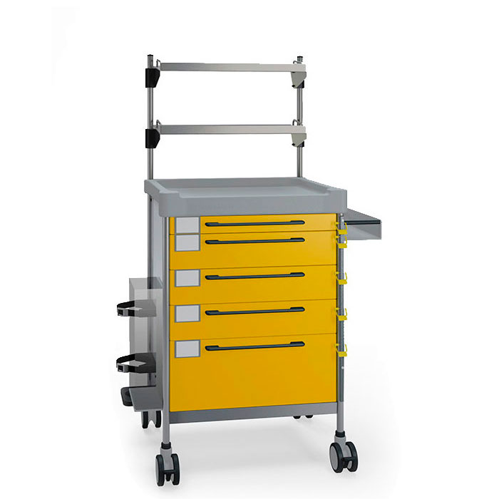 Anaesthesia Simple trolley 3601 Y - 300 series Insausti