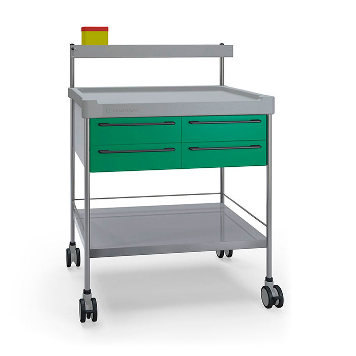 Multifunction Double trolley 3800 G - 300 series Insausti