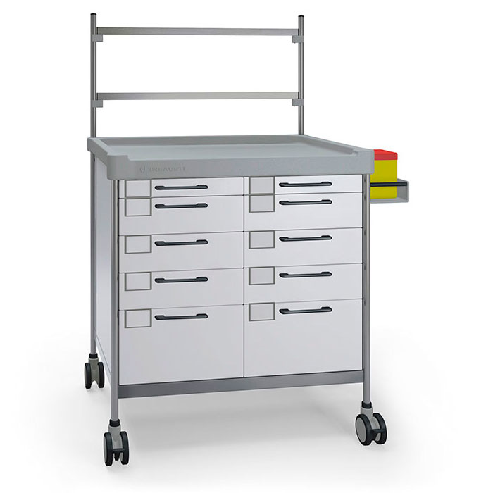 Multifunction Double trolley 3840 W - 300 series Insausti