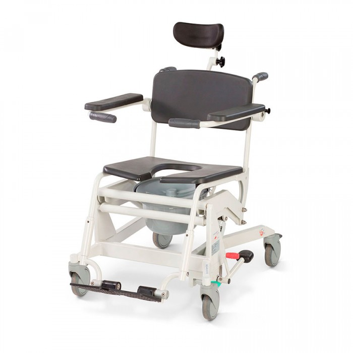 4080 Крісло для душу і туалету Lojer