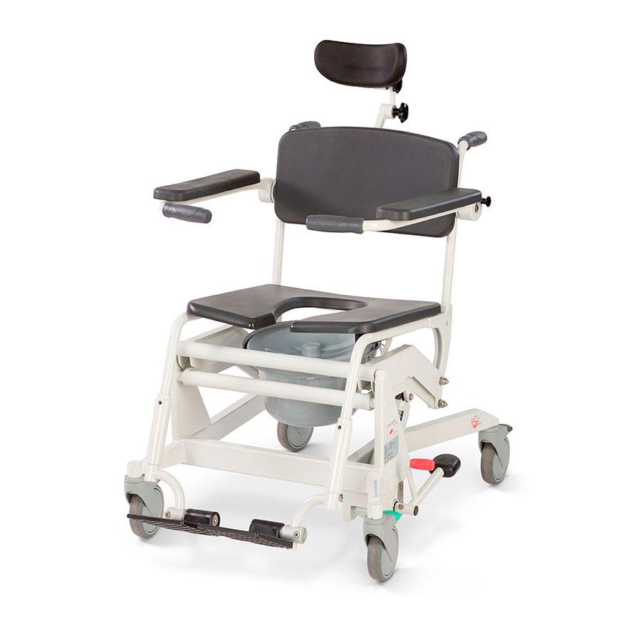 4080 Кресло для душа и туалета Lojer