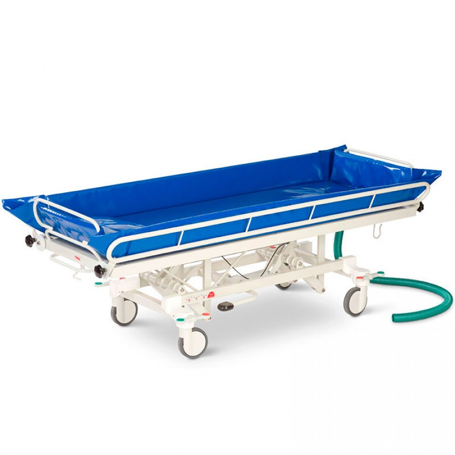 4310 Shower Trolley Lojer