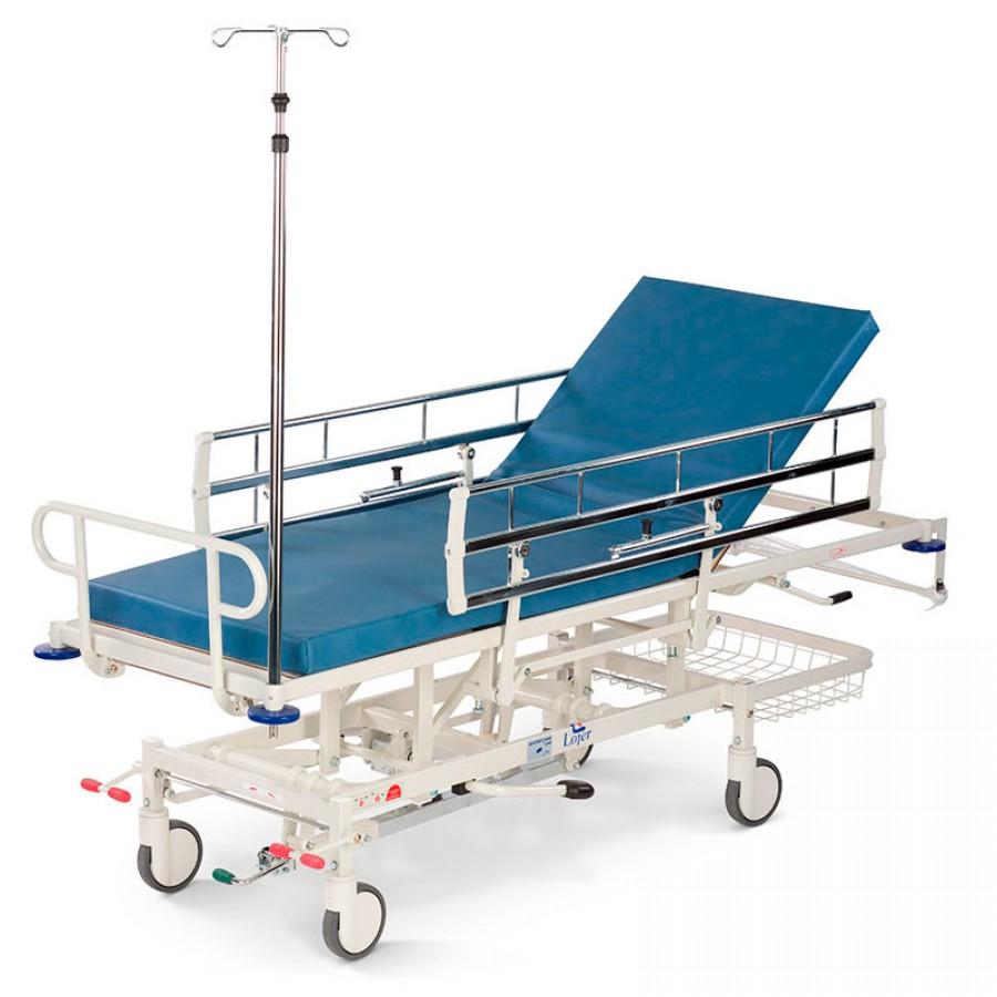 4315 Каталка для транспортировки пациента Lojer