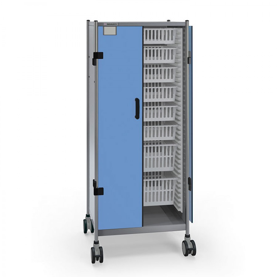 706 DB.(6)72.(2)73 Storage furniture - Trolley with ISO panels Insausti