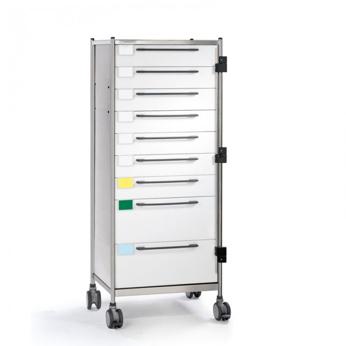 752 W.10M11.CY.CG.CB Storage furniture - Trolley with slides Insausti