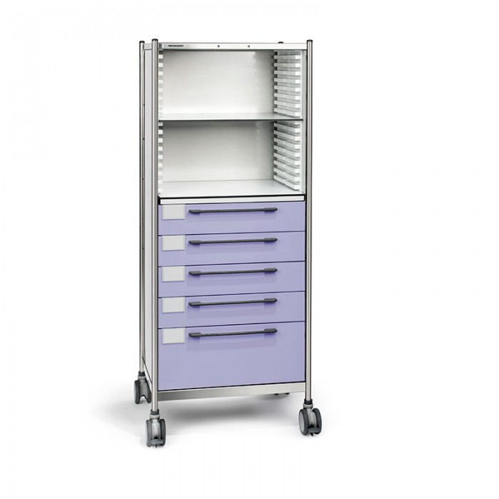 Storage furniture - Combined trolley 771 F.60  Insausti