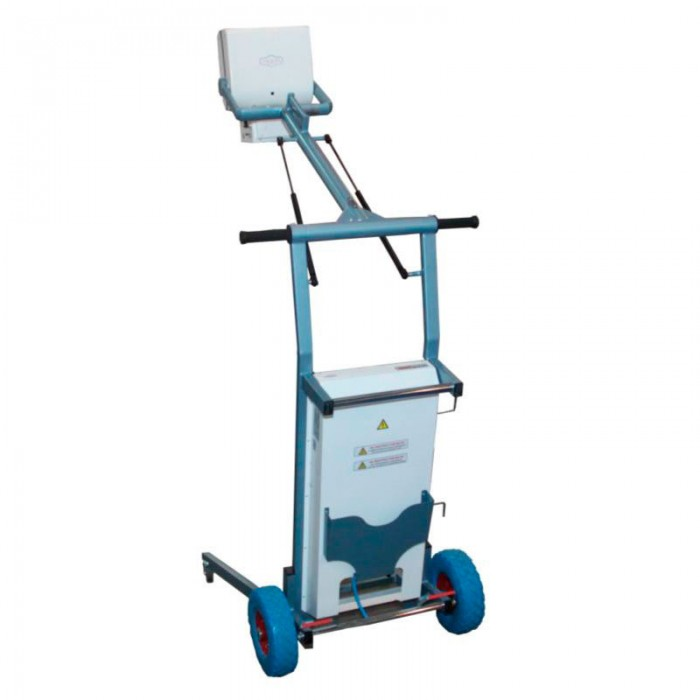 Complex X-ray diagnostic ARD «INDIagraf-02» mobile 5 (7) kW