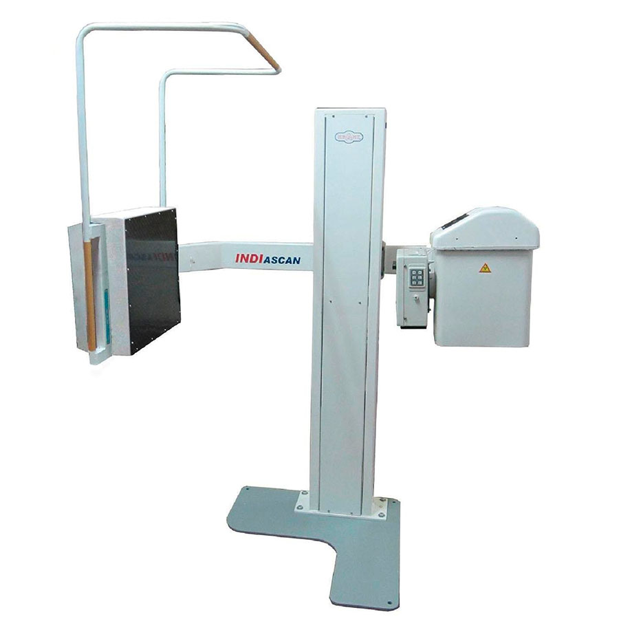 Комплекс рентгенівський діагностичний цифровий КРД «INDIascan»