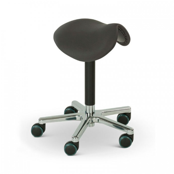 CH1100S Easy Rider Saddle Chair Stock  Lojer