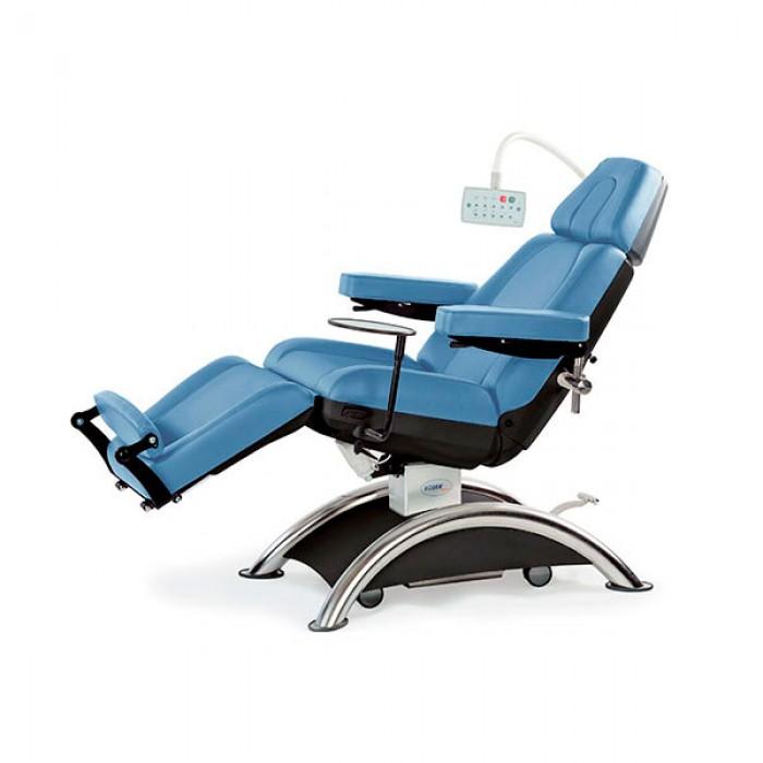 Capre RC2 Крісло-кушетка для інфузійної терапії, діалізу, хіміотерапії та обстеження Lojer