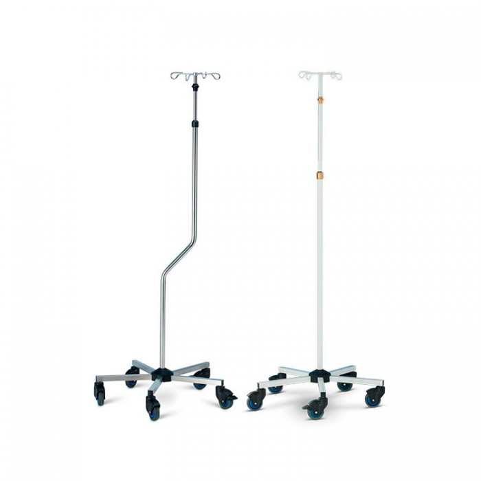 IV-Stands on Castors Lojer