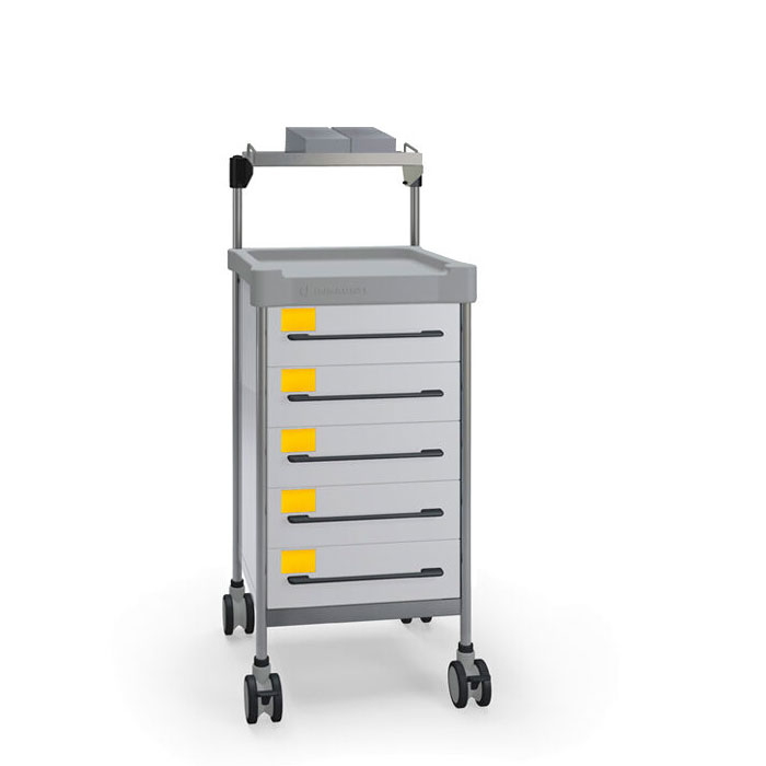 Isolation - Square trolley SQ - Q002 W.(5)CY Insausti