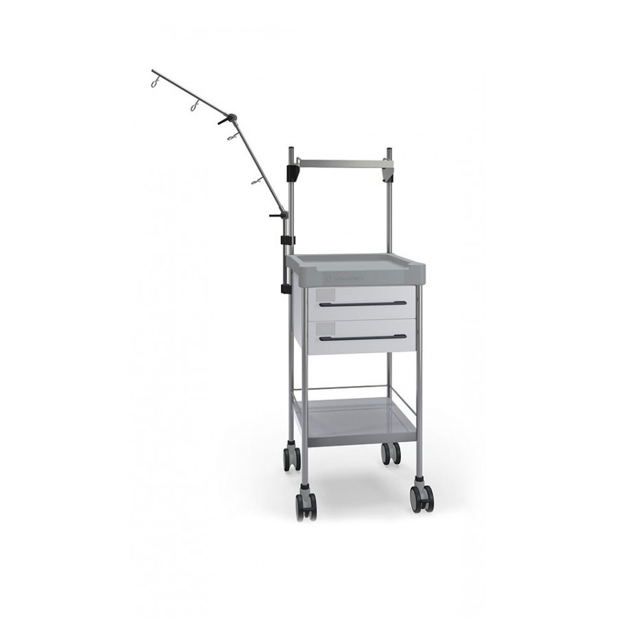 Multifunction Square trolley Q022 W SQ Insausti