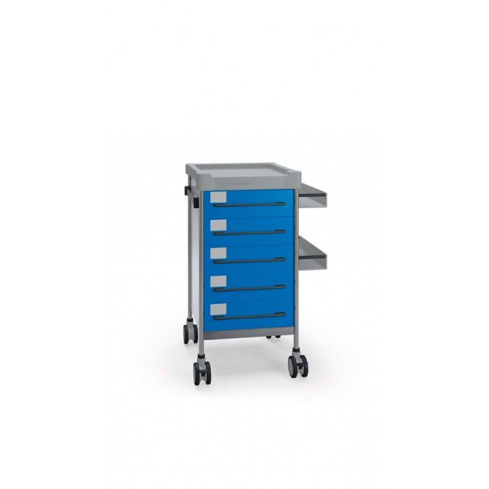 Multifunction Square trolley Q060 B SQ Insausti
