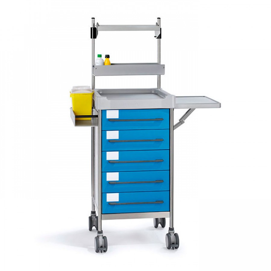 Multifunction Square trolley SQ Q087 B Insausti