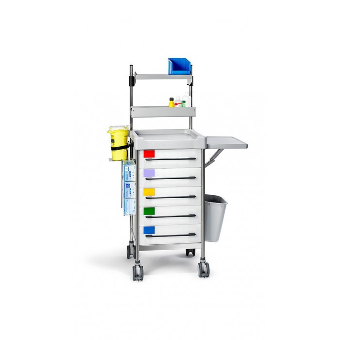 Multifunction Square trolley Q089 W.CM  SQ Insausti