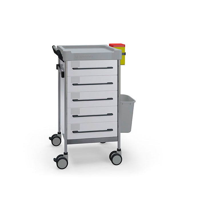 TreatmentSquare trolley Q645 W - SQ Insausti