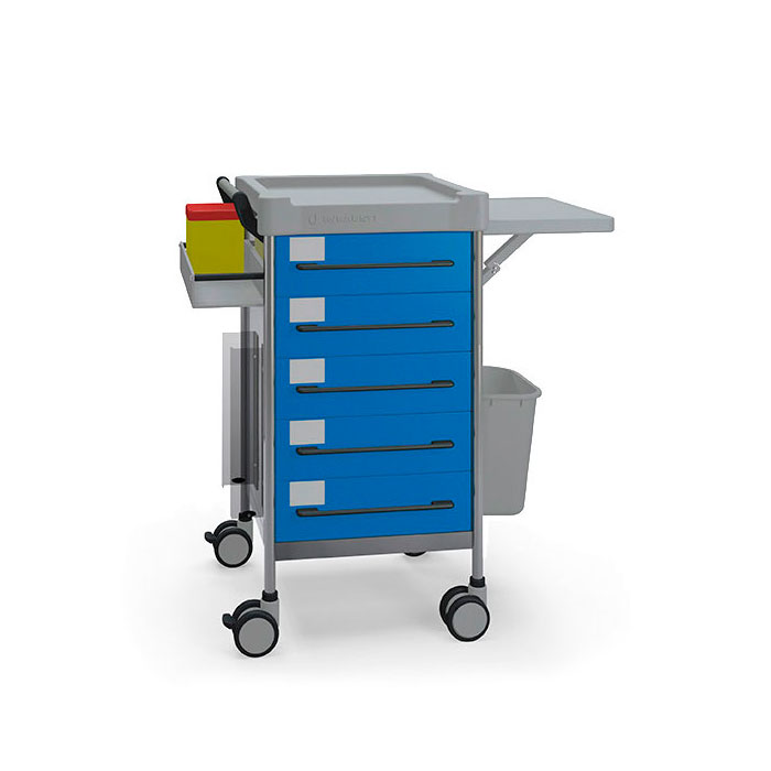 Treatment Square trolley Q676 B - SQ Insausti
