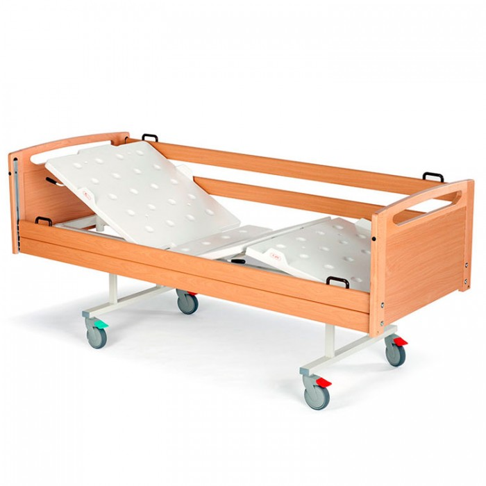 Alli Fixed Height Nursing Bed Lojer