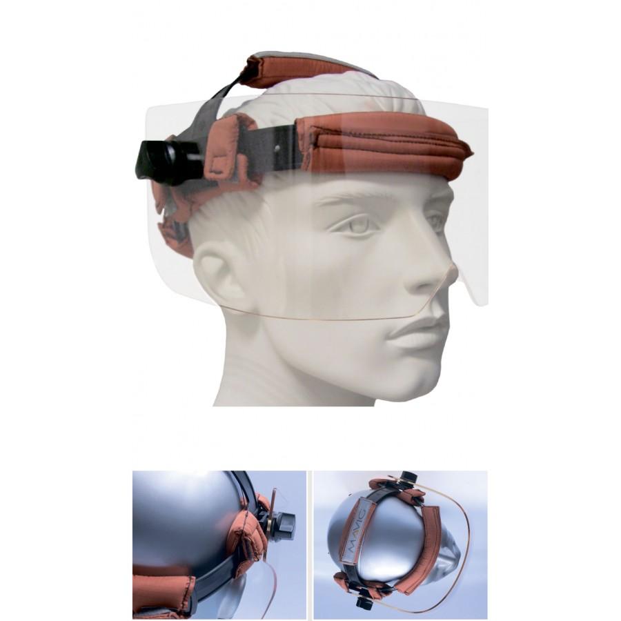 BRV501 рентген защитная маска  Mavig