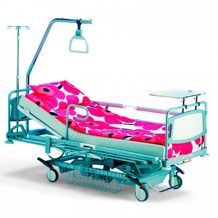 Merivaara Carena Hospital Bed Lojer
