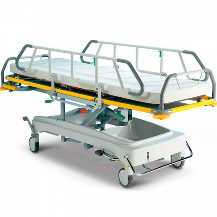 Merivaara Emergo Patient Trolley Lojer