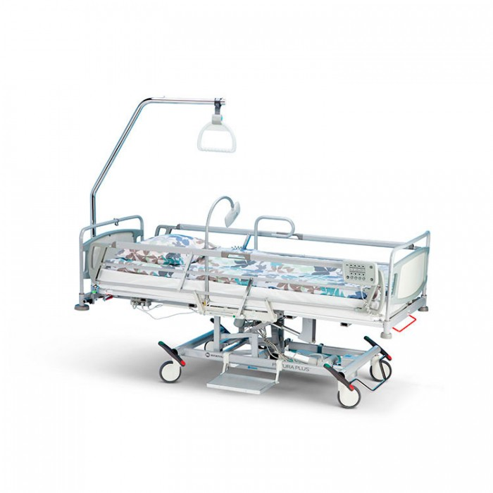 Merivaara Futura Plus Hospital Bed Lojer