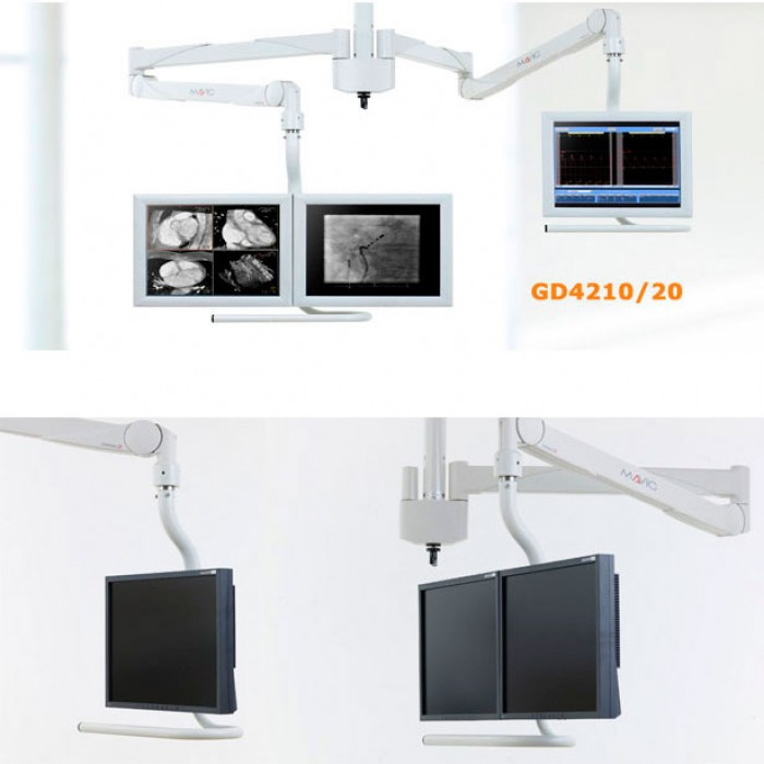 GD4210 Monitor Suspension Systems Mavig