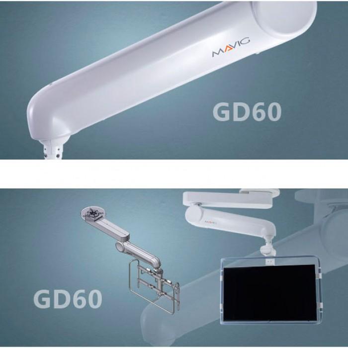 GD60 підвісна моніторна система Mavig