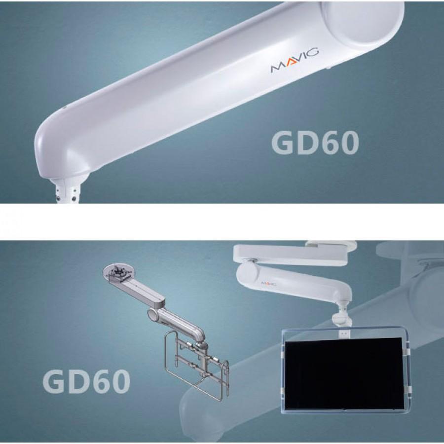 GD60 – MAVIG's Heavy Load Monitor Suspension System