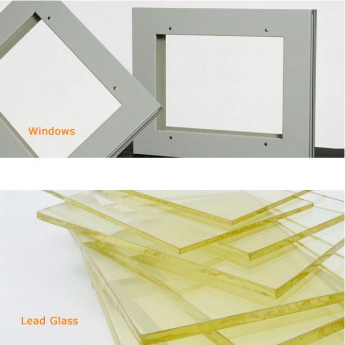 Radiation protection windows Mavig