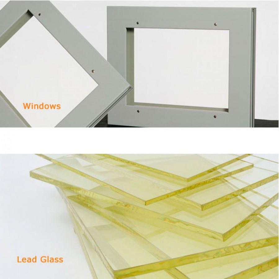 Рентген защитные окна Mavig