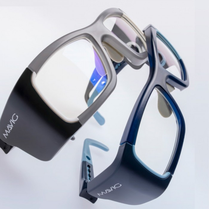 BR330 radiation protection glasses Mavig