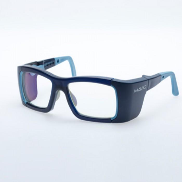 BR330 рентген защитные очки Mavig с дозиметром