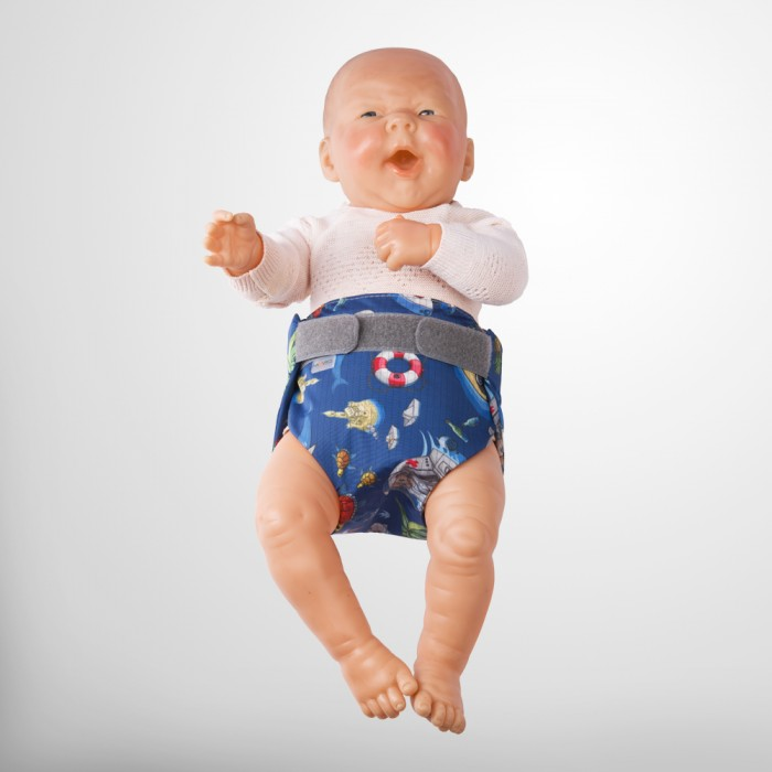 RP274 Gonad Protection Diaper  (Set) Mavig