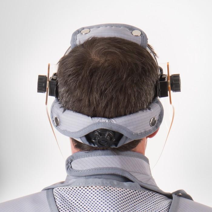 BRV500 рентген защитная маска  Mavig
