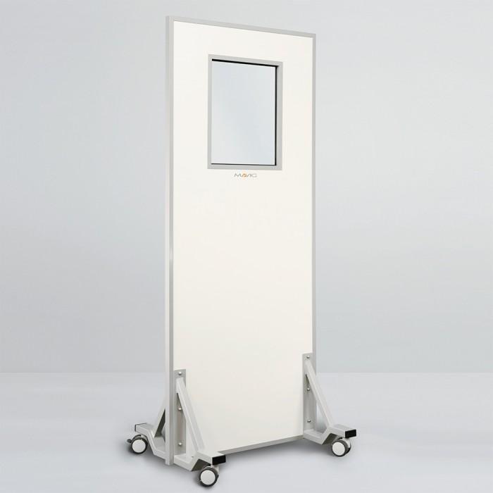 WD204 мобільна рентген захисна ширма Mavig